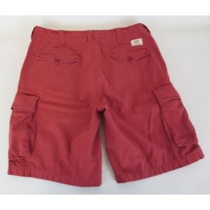 Polo Ralph Lauren Sz 33 Classic Fit Cargo Shorts B